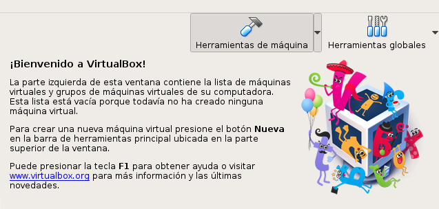 VirtualBox 5.2.6 en Debian Stretch