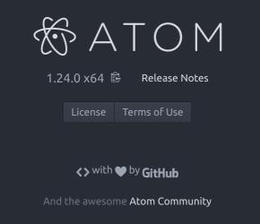Atom en Ubuntu 16.04 LTS Xenial Xerus (imagen destacada)