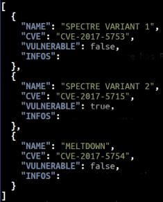Resumen de la verificacion de meltdown y spectre en GNU Linux (imagen destacada)
