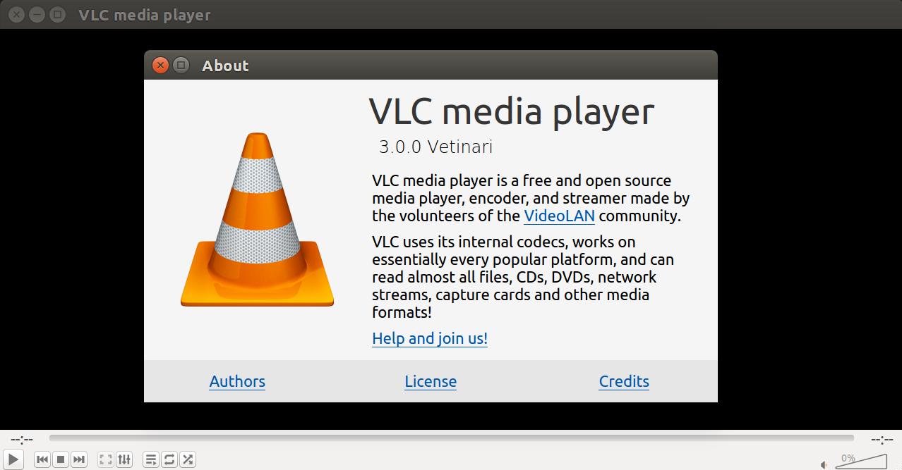 VLC 3.0.0 en Ubuntu 16.04 LTS Xenial Xerus