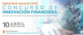 Digital Bank Asunción - 10 de abril 2018 (imagen destacada)