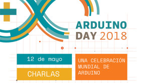 Arduino Day 2018 (imagen destacada)