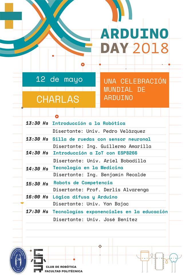Arduino Day 2018