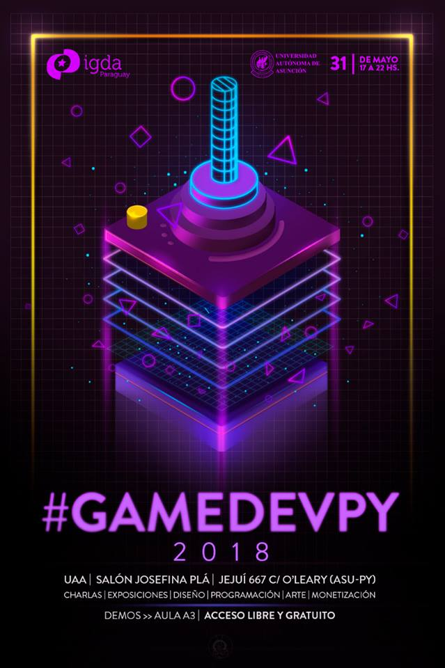 GameDevPY 2018
