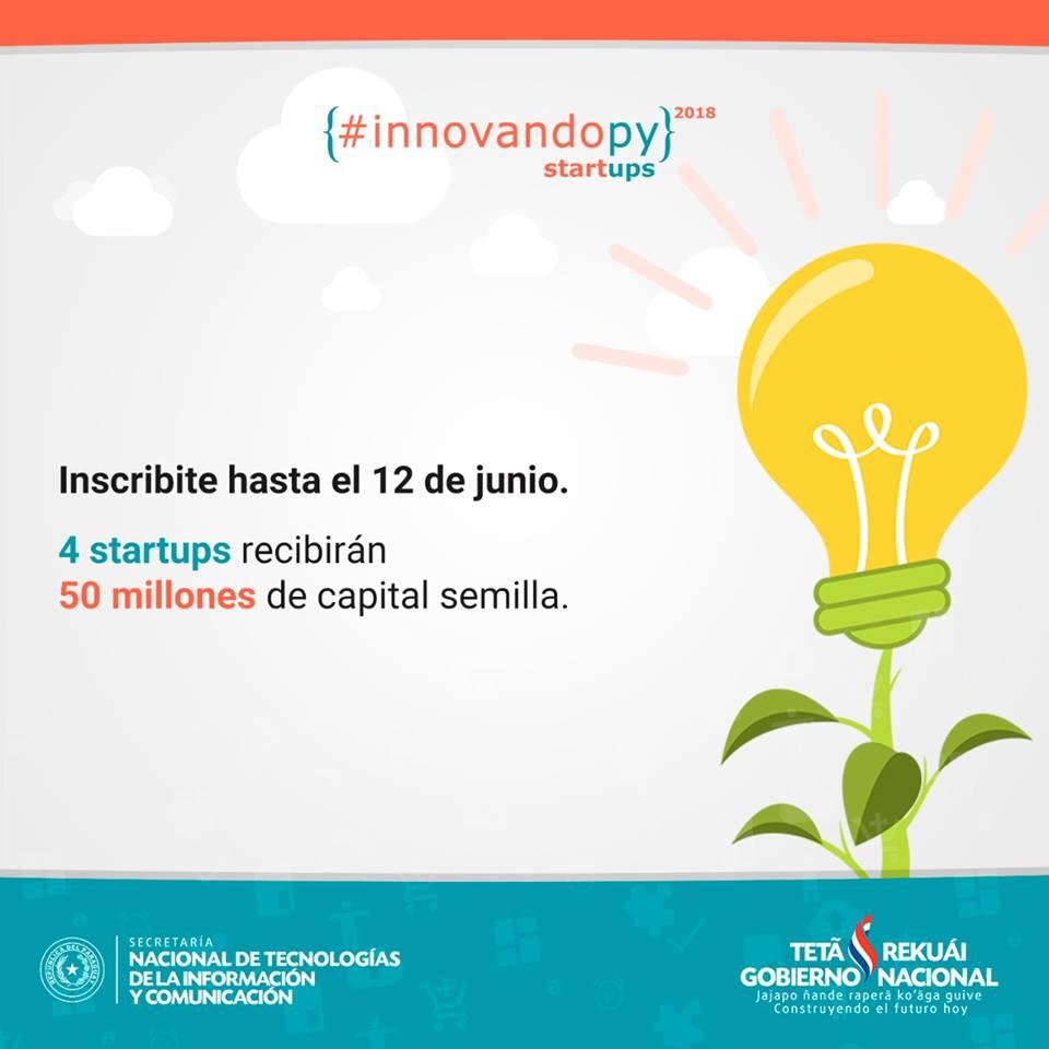 Innovandopy Startups 2018