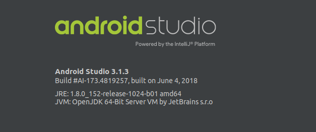 Android Studio 3