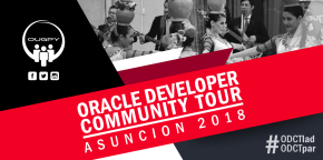 31 de julio - Oracle Developer Community LAD Tour - Paraguay 2018 (imagen destacada)