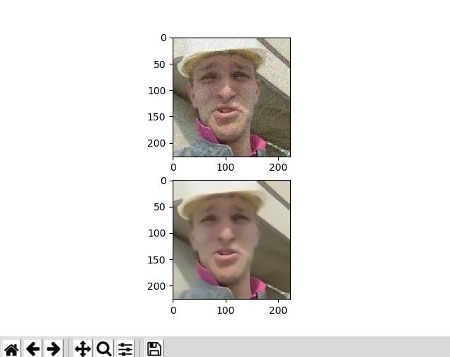 Ejemplo de sacar ruido de una imagen utilizando OpenCV con Python