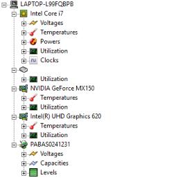 HWMonitor en Windows 10 (imagen destacada)
