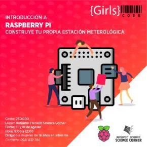 Introducción a Raspberry Pi - Construye tu propia Estación Meteorológica (imagen destacada)