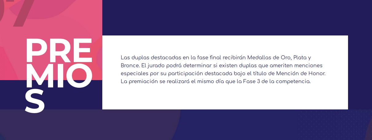 Premios Desafío Aguarandú - Olimpiada de Informática