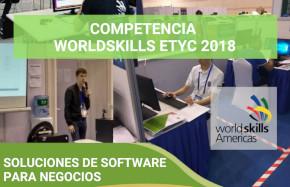 Competencia WorldSkills ETyC 2018 (imagen destacada)