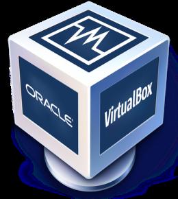 Logo de Virtualbox (imagen destacada)