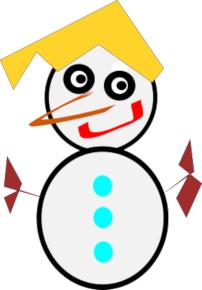 Muñeco de navidad (imagen destacada)