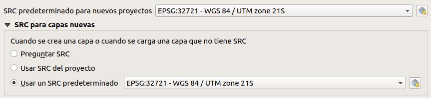 Sistema de coordenadas geográficas que utiliza Paraguay