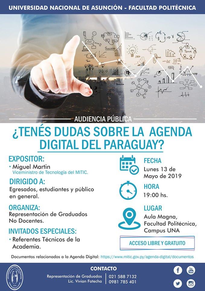 Agenda Digital 2019