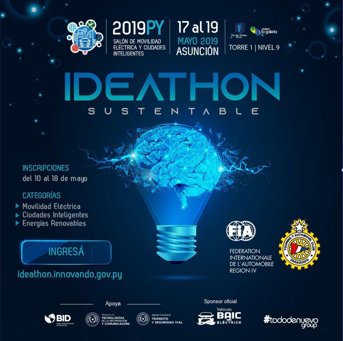 Ideathon 3 edición 2019