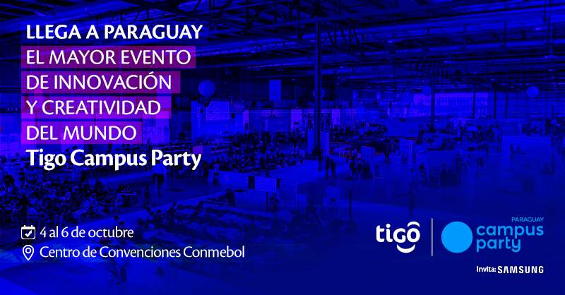 Campus Party Paraguay 2019