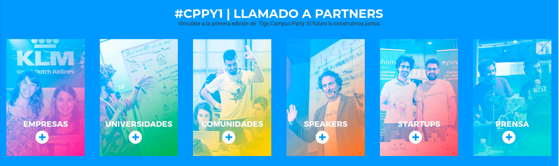 Partners Campus Party Paraguay