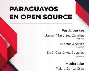 Paraguayos en Open Source (imagen destacada)