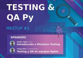 Primer meetup sobre Testing y QA en Asunción Paraguay (imagen destacada)