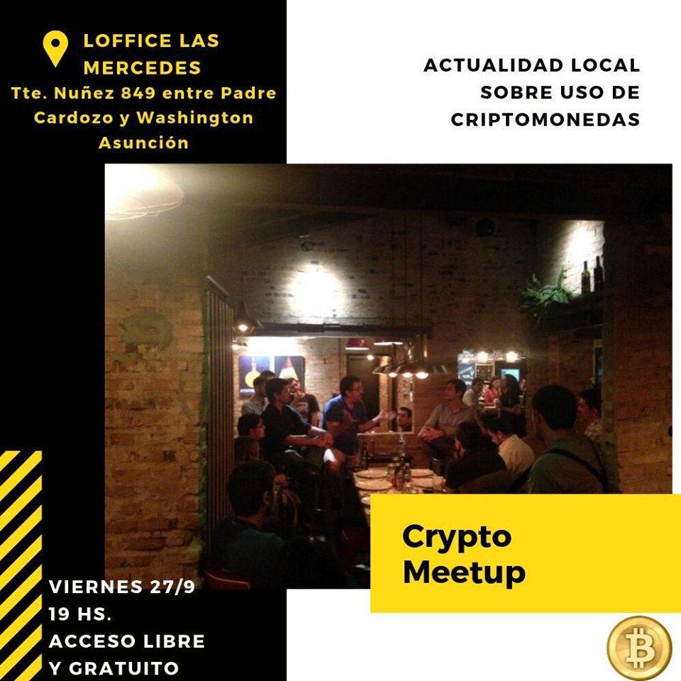 Cripto meetup