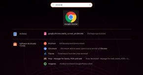 Google Chrome en Ubuntu 19.10 Eoan Ermine (imagen destacada)