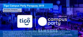 Tigo Campus Party 2019 - Paraguay (imagen destacada)