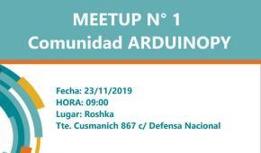 ArduinoPY-Primer meetup (imagen destacada)