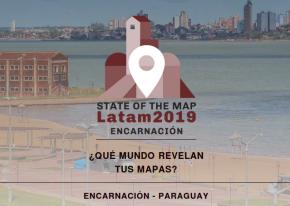 OSM State Of The Map (STOM) Latam en Paraguay - 14, 15 y 16 de noviembre en Encarnación (imagen destacada)