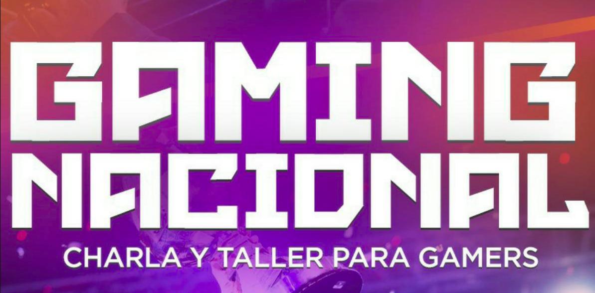 Charlas talleres sobre gaming en Paraguay - 18 de enero 2020
