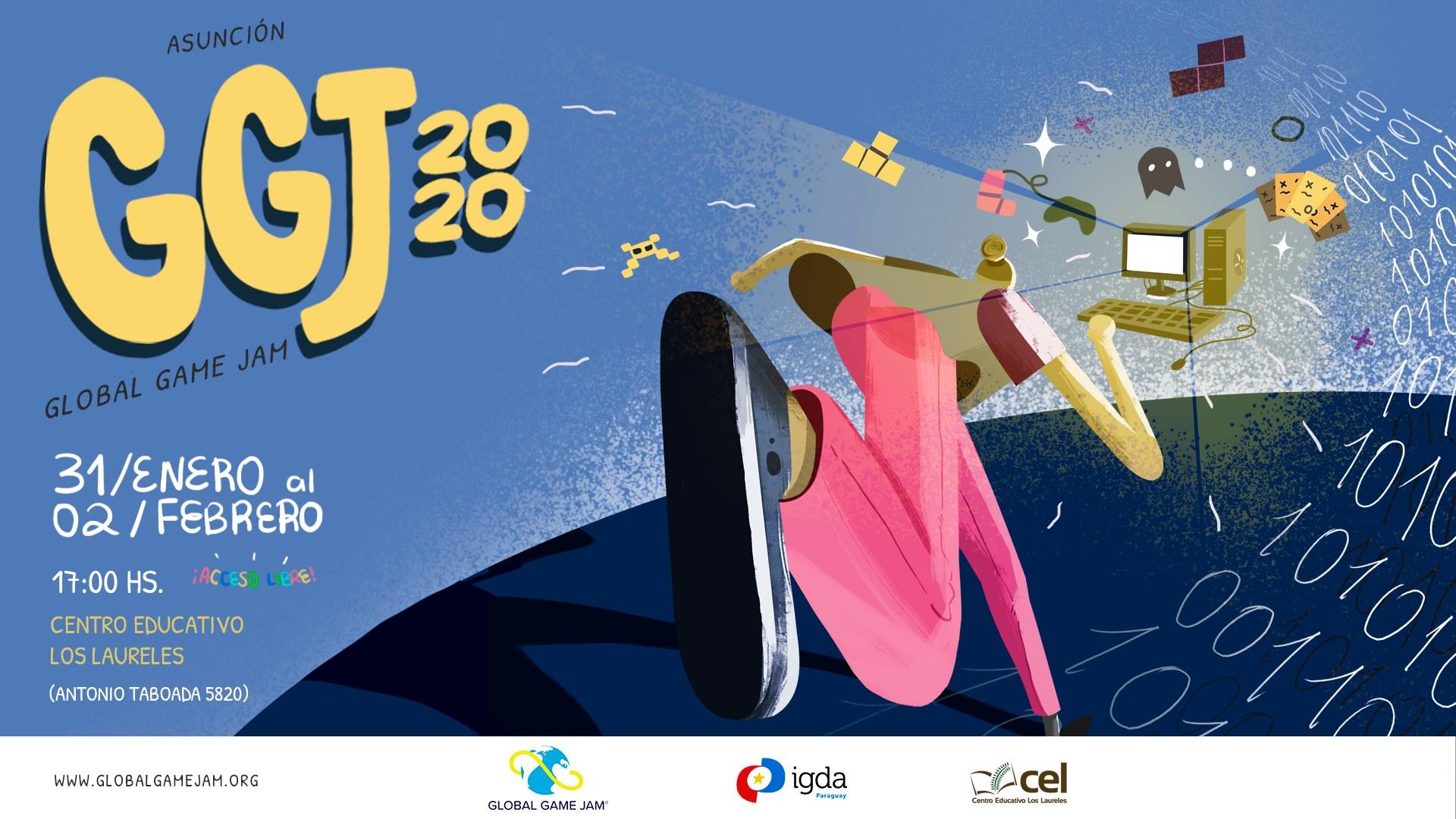 Global Game Jam PY 2020