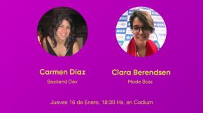 Paraguayas programando para startups de San Francisco - 16 de enero 2020 (imagen destacada)