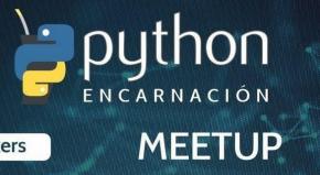 PythonPy - 1er Meetup en Encarnación! miércoles 22 de enero ed 2020 (imagen destacada)