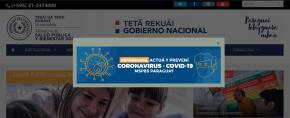 Sitio oficial del MSPBS (imagen destacada)
