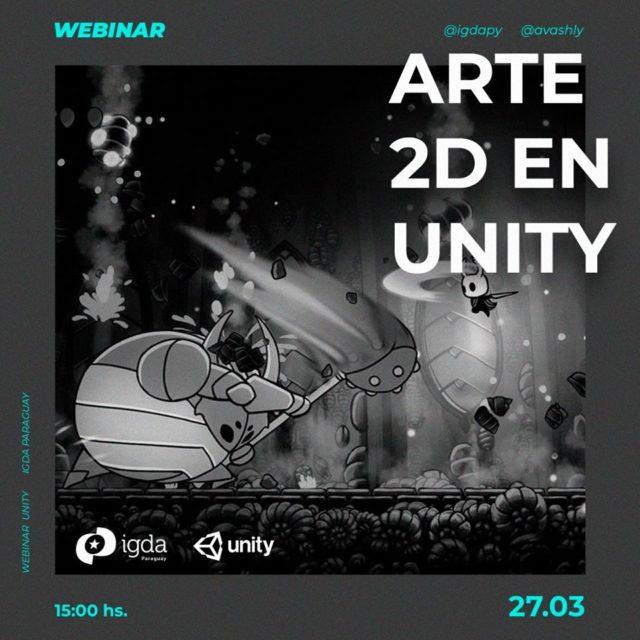 Webinar Arte 2D en Unity Marzo 2020