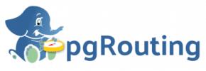 Logo pgRouting (imagen destacada)