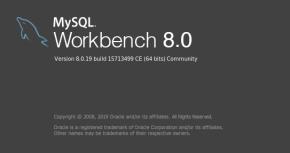 MySQL Workbench 8 Debia Buster (imagen destacada)