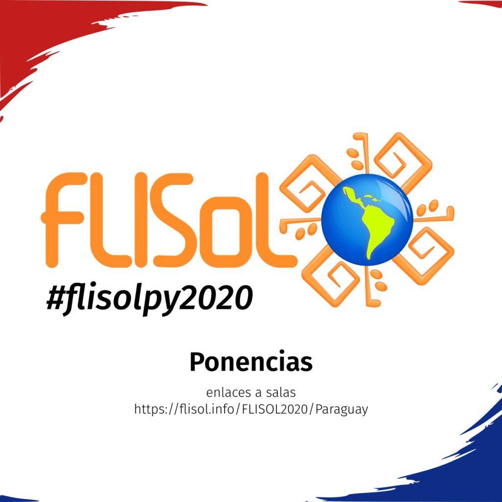 Ponencias FLISoL Paraguay 2020