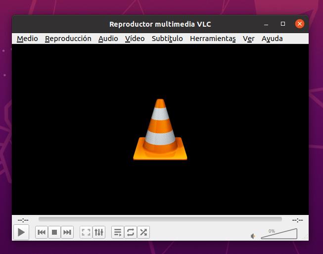 VLC Ubuntu 20.04 LTS