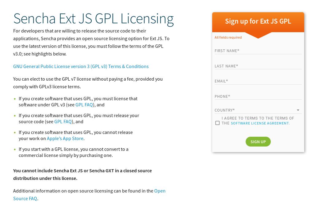 Descargar GPL Sencha Ext 7