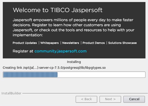 Instalando JasperReports Server en Debian Buster