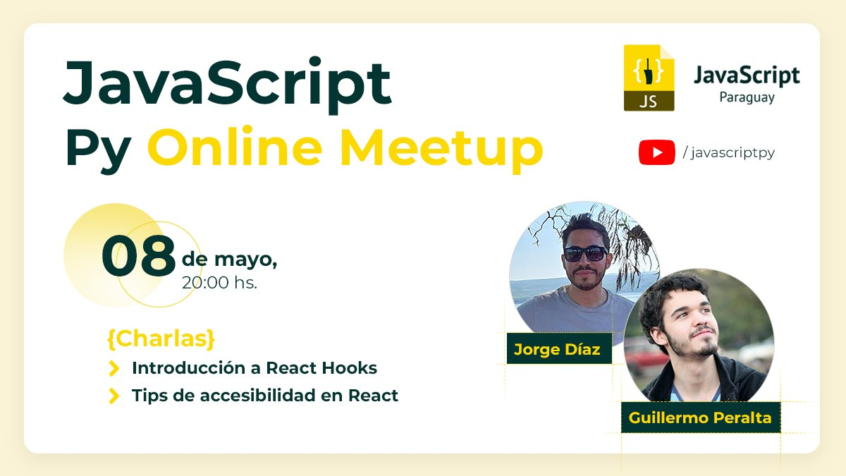JavaScriptPy Mayo 2020