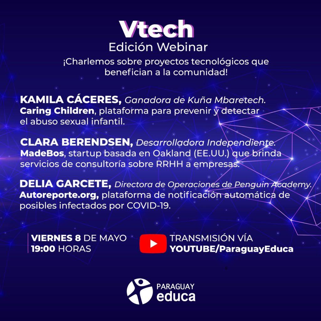 VTech Mayo 2020