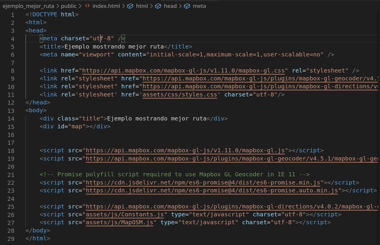 Importar styles y scripts JavaScript