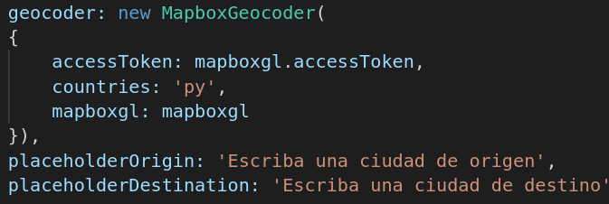 MapBoxGeocoder