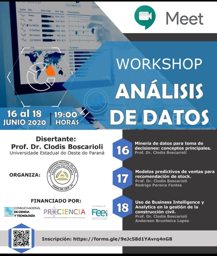Workshop análisis de datos