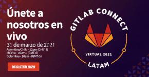 GitLab Connect Latam 2021 (imagen destacada)