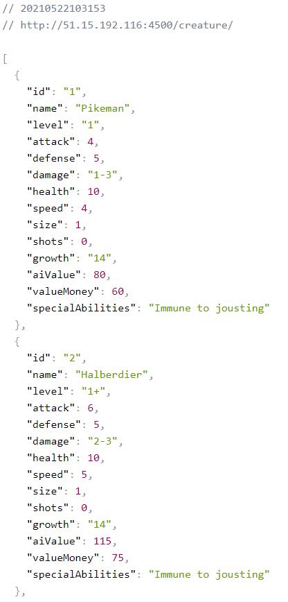 Ejemplo API REST DenoJS