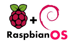 Logo Raspbian OS (imagen destacada)